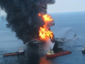 Oil Spill Gulf Of Mexico 2010