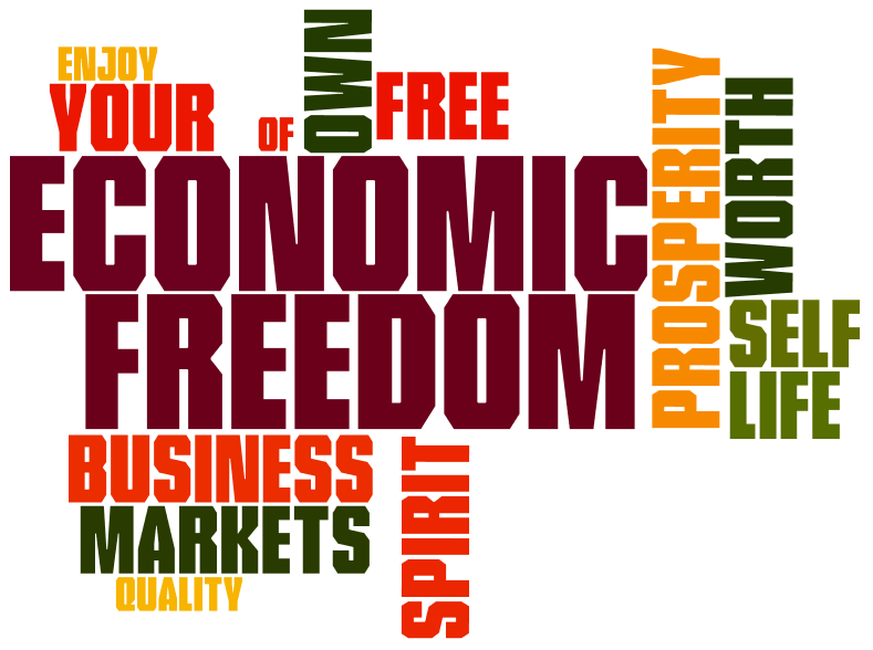 economic freedom  Profit Consultant