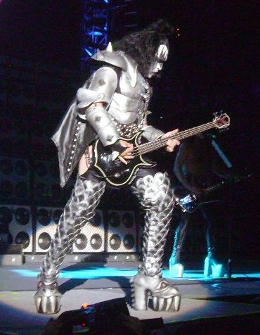 Gene Simmons Of Kiss On Marketing